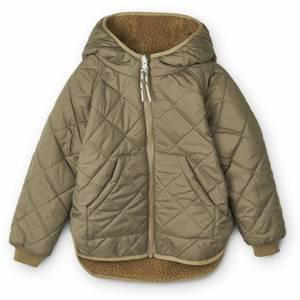 Bilde av LIEWOOD Jackson Reversible Jacket - Khaki